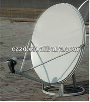 adjustment design KU band 60 cm satellite antenna