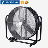 600mm 750mm 900mm 1050mm high speed outdoor workshop industrial air cooling tilting barrel fan/protable/fashion design