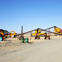 Durable Stone and Sand Making Production/ Construction Equipment Supplier