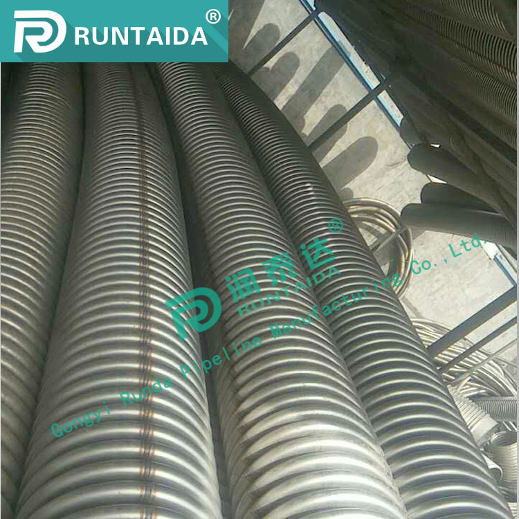 Stainless Steel Pipe Expansion Joint/Metal Bellows Seal/Flexible Braided Hose