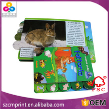 cheap cardboard waterproof childrens books wholesale made in china