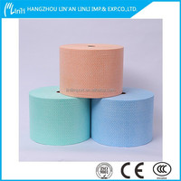 china supplie interlining fabric cold water soluble spunbonded nonwoven sms fabric