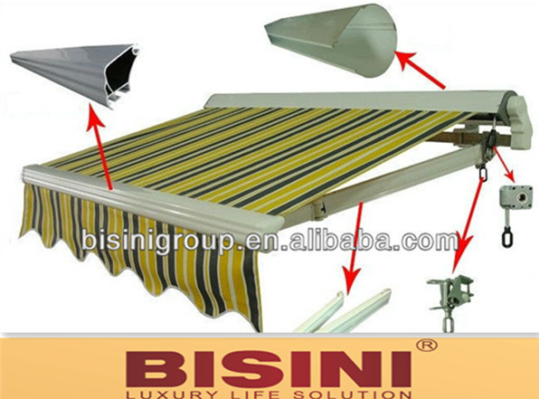 Folding Arm Cassette Awning (BF10-M303)
