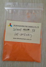 Solvent Yellow 98(Solvent Dye)For Polystyrene/Polyester/Modified Resin/Mineral Oil