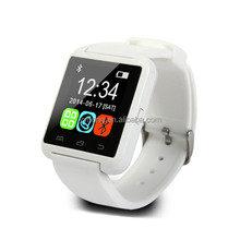 High quality bluetooth hands-free calling smart watch 2016