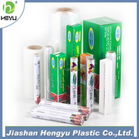 LLDPE Stretch Cling Film For Food Packing