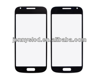 Original lcd cell phone front glass for samsung S3 mini black