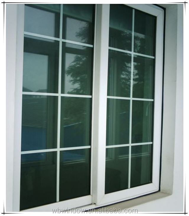 the security windows for upvc sliding window with grills design