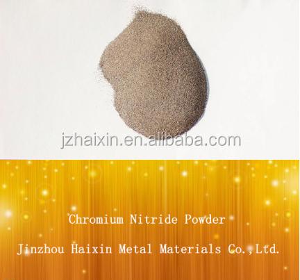 China manufacturer supplying high quality chromium nitride powder