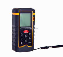 Hand-held area volume height measurer range finders 40m devices