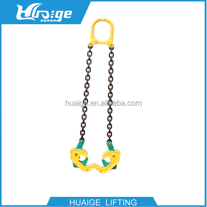 all-steel construction oil drum clamp/drum lifter