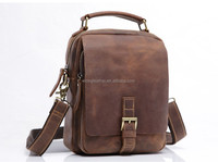 Top quality bag street collect leather business briefcase