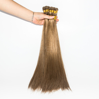 Specialized Produce Natural And Pretty Double Drawn Premium Remy European Muslim Hair Weft