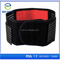 2016 Hot Sale Product Weight Loss Belt, Lumbar Support Back Brace, Slimming Thermal Belt