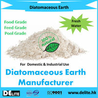 High Quality Food Grade/Feed Grade/ Pool Grade Diatomaceous Earth, Diatomite, Kieselguhr From Freshwater Resource