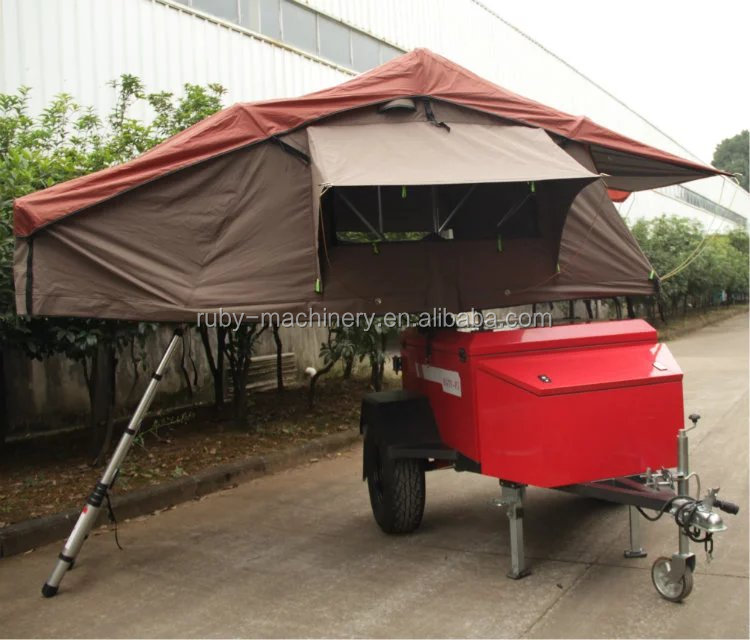 D2 offroad camper trailer for sale