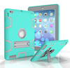 Hot Wholesale 360 Degree Protection Armor Case Shockproof Stand Cover Case for ipad Air 2