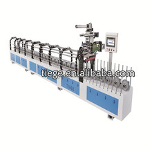 Decking profile wrapping machine