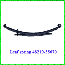 China Made Small Trailer Leaf Spring