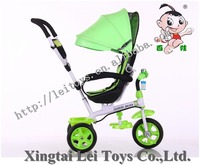 canopy Baby Tricycle kids pedal trike smart trike Cheap tricycle three wheel trike for kids/child tricycle