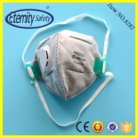 top selling new design protective mask with valve