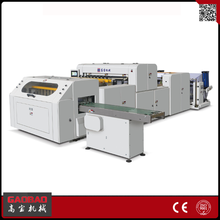 Gaobao Small Type Adopt Servo Motor Making A4 Paper Two Roll Cutting Machine