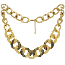 Handmade Fashion Custom Dainty Jewelry Big <strong>Chain</strong> Women Heavy Choker Statement Necklace 2019