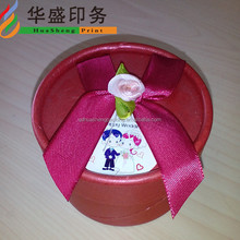 Custom made wedding gift boxes wholesale in China