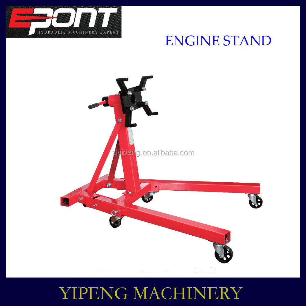 2016 new type vehicle car tool 2000lbs engine stand/hydraulic engine stand