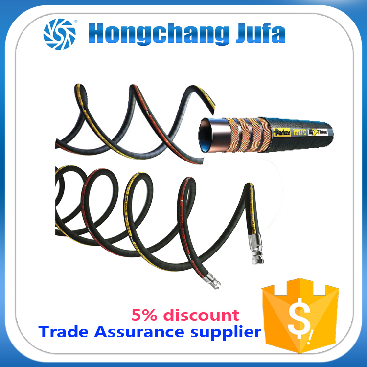 china factory epdm hydrualic rubber hose