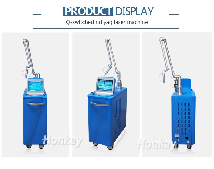 NEW Laser Pico Second for Tatoo Removal Q switch PicoSecond laser with 1064nm 532nm 755nm/ picosecond for tattoo removal