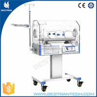 BT-CR01S CE ISO hospital new born care equipment Best price infant phototherapy incubator