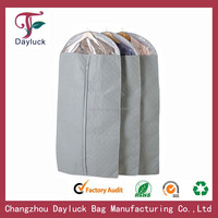 pp nonwoven suit cover for mens clothing