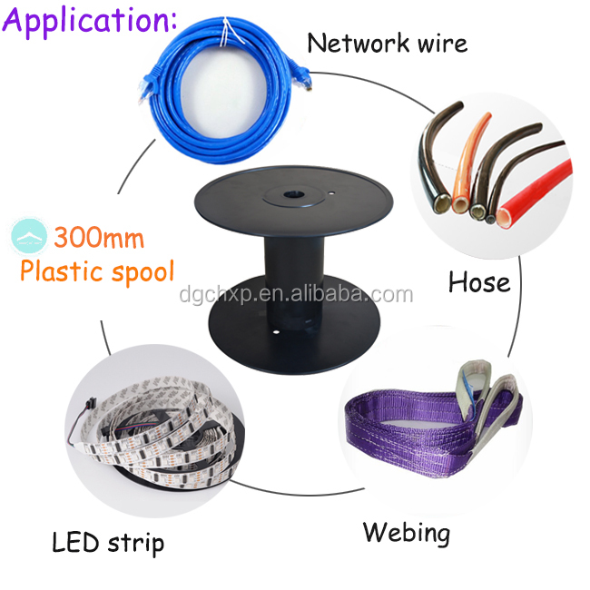 plastic spools for network wire or led strip