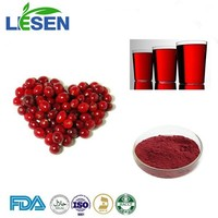 Herbal medicine Cranberries Extract Cranberries juice Powder (only for natural)