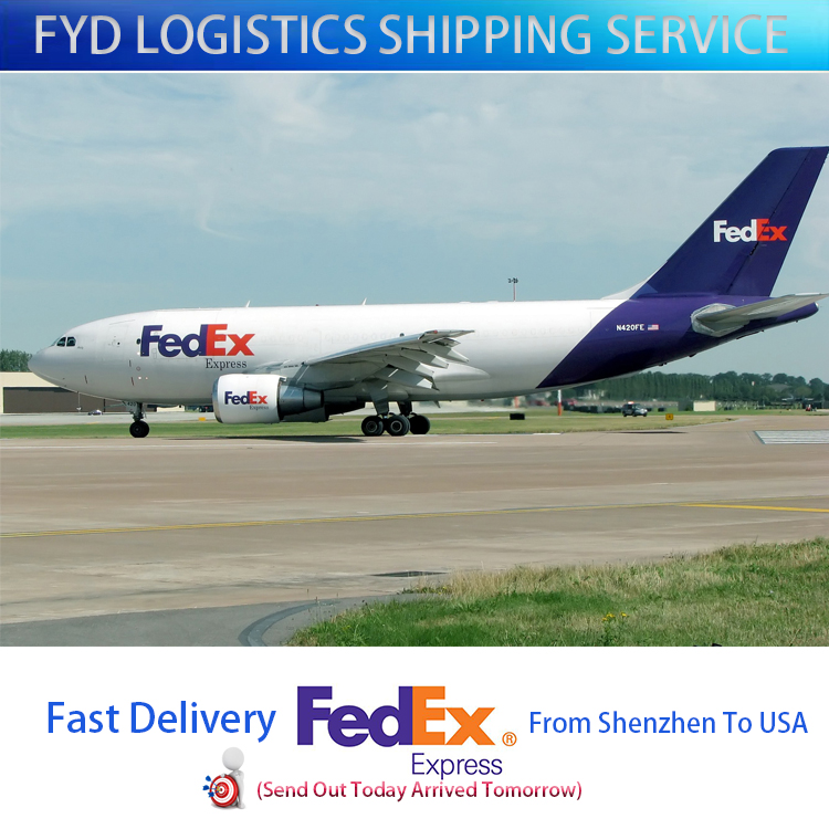 Air freight express shipping from China to USA for 2~3days via by <strong>FEDEX</strong>--Skype: szfydshipping