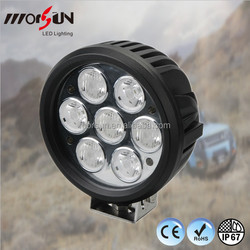 6 inch car led light 12v 70W led work light,4x4 auto part 70w led driver
