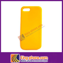customize phone case silicone case for iphone 5,silicon case