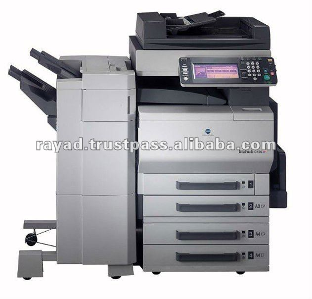 Used 4 Container Copier Machines for Canon
