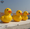 Commercial Big Yellow Inflatable Promotion Duck Buoy Inflatable Model
