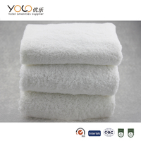 china manufactures of square shaped terry bath towel