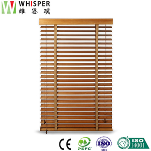 Wholesale Custom Made Basswood Wooden Window Venetian Blinds