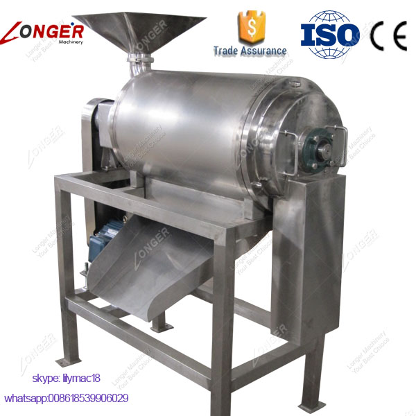 Industrial Factory Price Fruit and Vegetable Paste Beating Machine