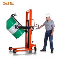 Hot Sale Wholesale Factory direct 350kg factory sell quality hand oil drum roating lifter