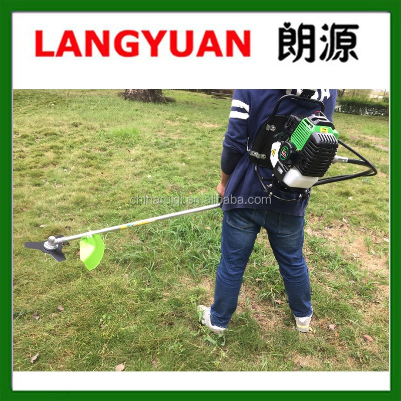 Chinese factory cheap 52cc rotary brushcutter grass mowers