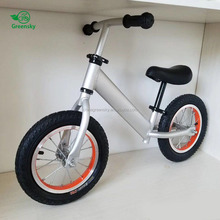 aluminium alloy frame kids balance bike / cheap running bike for exercise / children balance bicycle with custom logo for sale