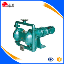 New model electric operated double diaphragm pump