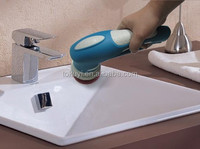rechargable muti-function electric scrubber for kitchen bathroom shoe car