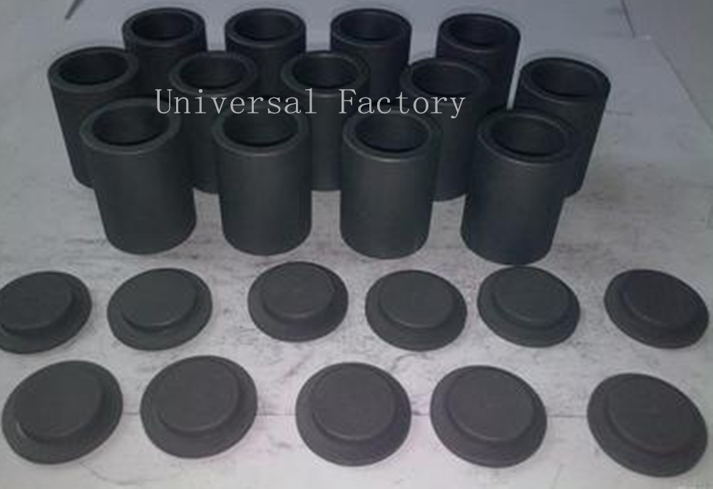 Low price China Graphite Crucible for Melting Furnace