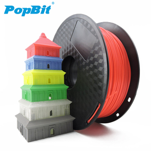 PLA 3d printing material 1.75 abs 3d pen printer filament in the plastic rods